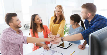 Menschen und Unternehmen verbinden